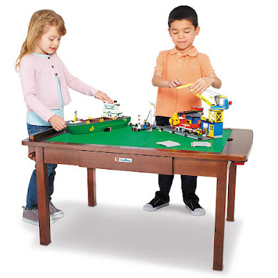 toys r us lego table and chairs chair a half glider rocker brick star: bogo 40% off sale with