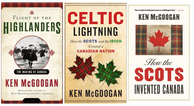 Scottish Trilogy Still Marching in Canada