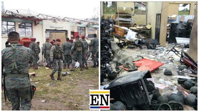 explosin brigada patria latacunga