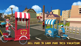 Beach Ice Cream Delivery Apk v1.4 Mod Unlimited Money Terbaru