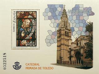 CATEDRAL PRIMADA DE TOLEDO