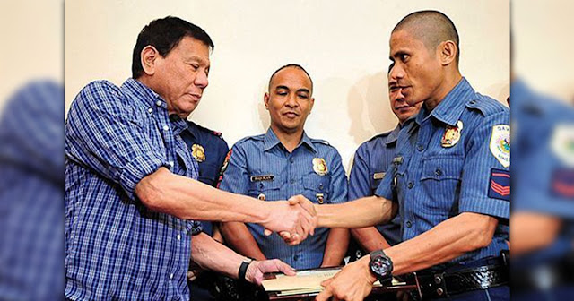 No Salary Increase For Police Officers in 2017 Budget. -- Budget Sec Diokno