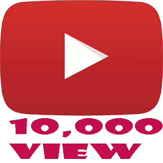 10.000 view youtube