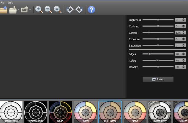 تحميل برنامج XnSketch لتحويل الصور الى رسوم و كرتون