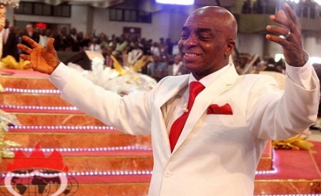 unlocking supernatural bishop,oyedepo