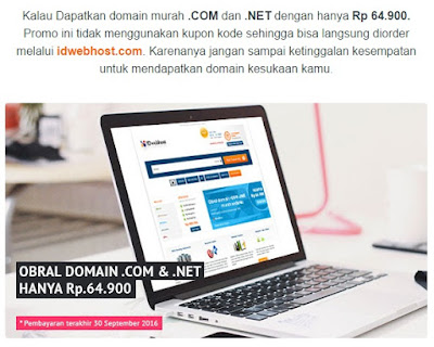domain murah indonesia