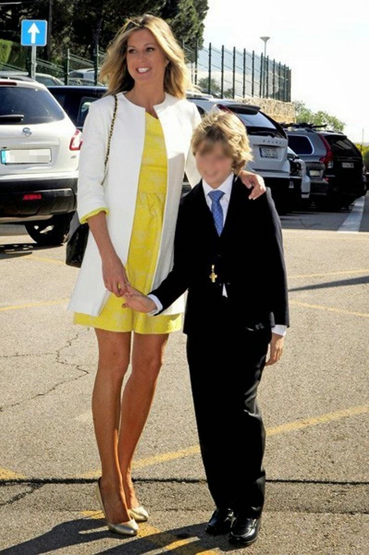 Ir vestida a una comunion