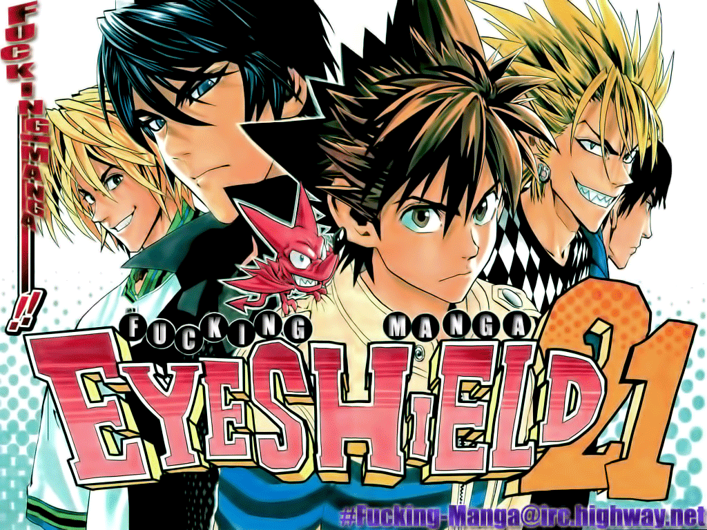 Eyeshield 21 chapter 75 trang 1