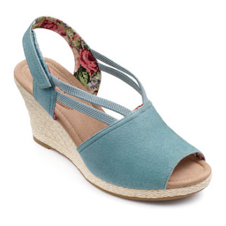 Dawn wedges by Hotter shoes