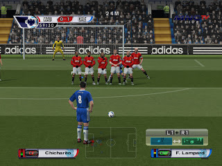 Tips Dan Trik Teknik Tendangan Bebas Di Game PES 6