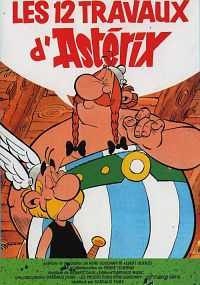 The Twelve Tasks of Asterix (1976) Hindi - English Download 300mb Dual Audio BluRay 480p