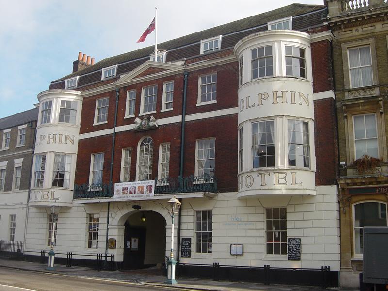Dolphin Hotel London Tripadvisor