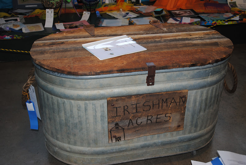 Irishman Acres Our Recycled Water Trough An Update And
