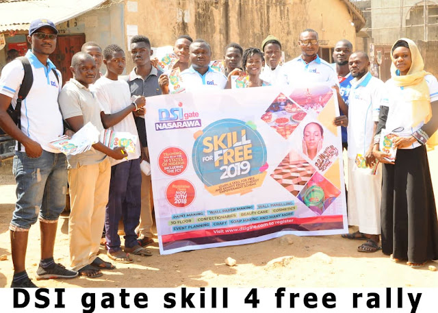DSIgate ?Skill For Free? National Campaign- First Ever in Nigeria