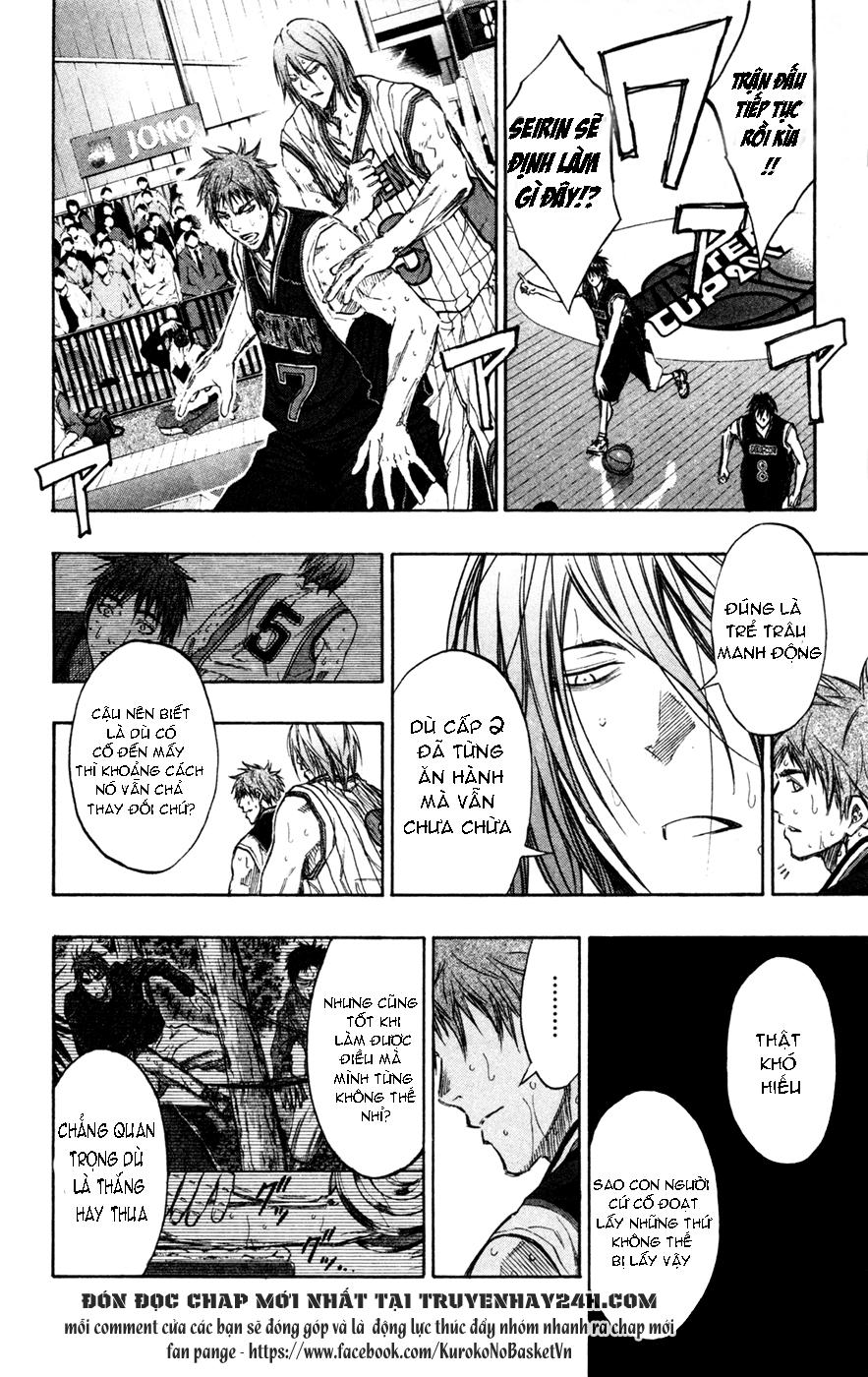 Kuroko No Basket chap 152 trang 4