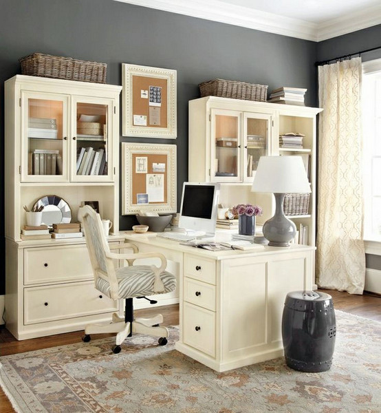Perfect The Different Types Of Home Office  Style Desks Are Typically Very Large No Matter Their Style Or Materials, A Workspace At Home Needs To Accommodate These Bulky Pieces Yet, With Their Tendency For Many Storage Drawers, All Types Of