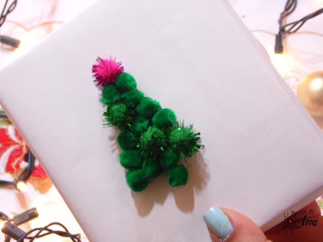 Packaging navideño para niños