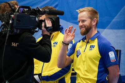 CURLING - Campeonato de Europa (Tallin, Estonia), 17-24 de Noviembre: Escocia y Suecia campeonas
