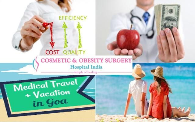 خدمات الرعاية الصحية في غوا من خلال الجراحة التجميلية والسمنة المستشفى الهند