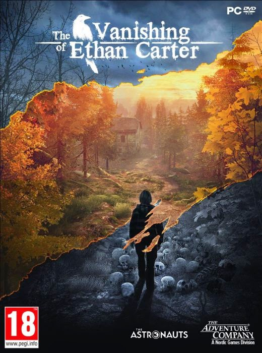 Cover Caratula The Vanishing Of Ethan Carter PC