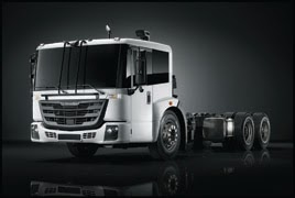 Freightliner EconicSD low cab chassis