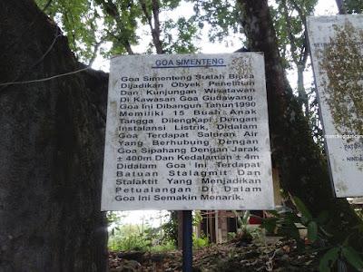 Gua Simenteng Gua Gudawang Cigudeg Bogor