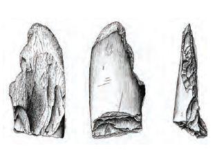 Perkembangan dan Peninggalan Peralatan Teknologi Manusia Purba Zaman Batu Hasil Kebudayaan Pacitan dan Ngandong