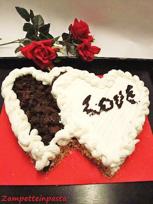 Torta San Valentino - Ricette San Valentino