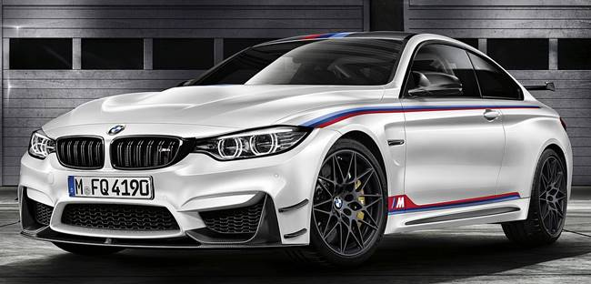 2017 BMW M4 DTM Champion Edition Review