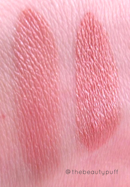 kismet cosmetics swatches - the beauty puff