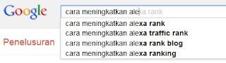 Cara riset kata kunci dengan pencarian google