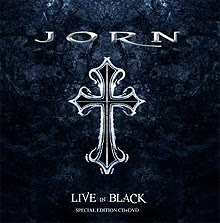 Jorn Lande – Live In Black – CD/DVD 2010/2011