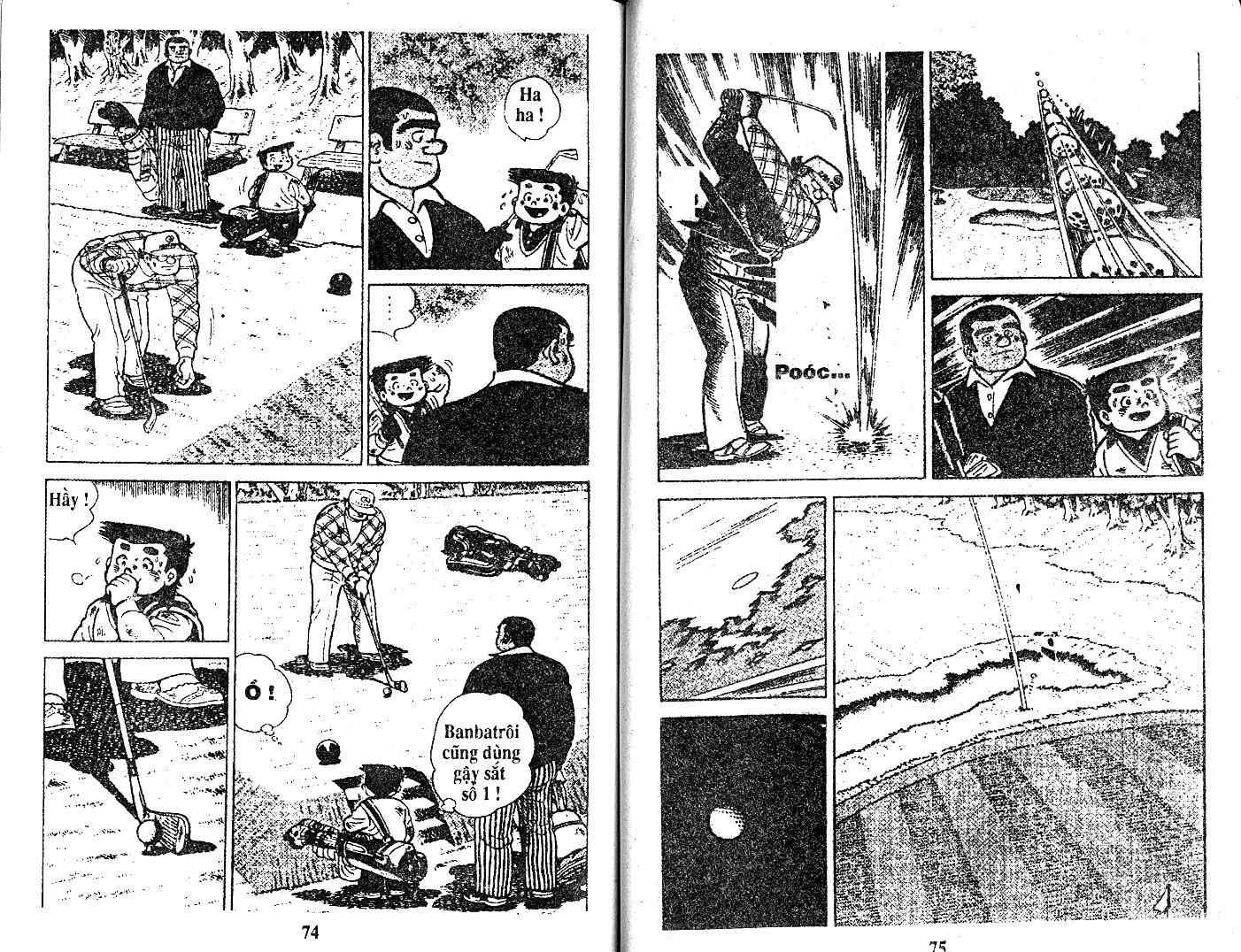 Ashita Tenki ni Naare chapter 18 trang 35