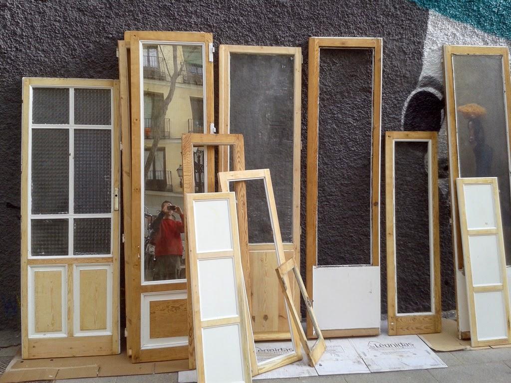 Puertas sapelly segunda mano good puertas antes en color - Puertas de madera segunda mano ...