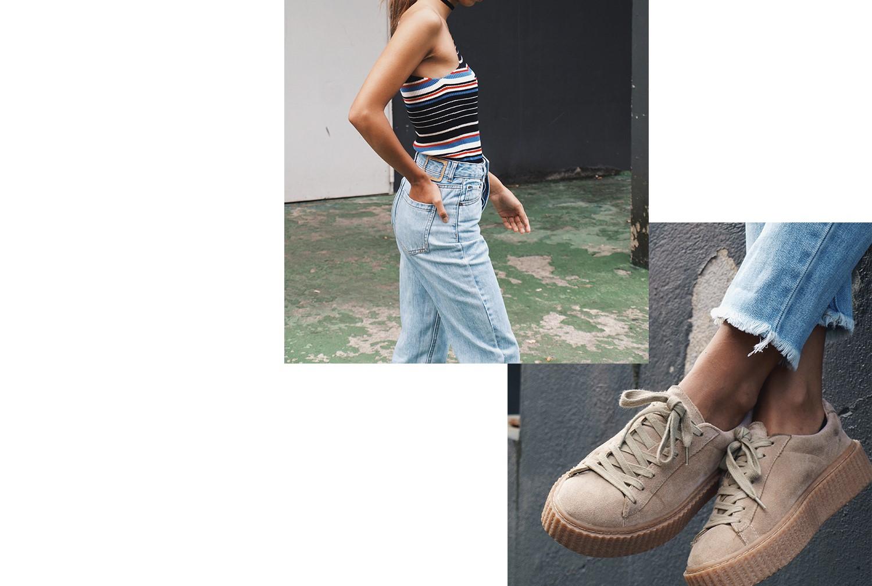 striped-creepers-choker-fashion-momjean-bun-coastalandco-blog-blogger-hendaye-bijoubrigitte-paysbasque