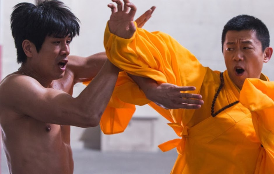 "Trailer de ""Birth of the Dragon"" mostra os bastidores da luta entre Wong Jack Man e Bruce Lee"