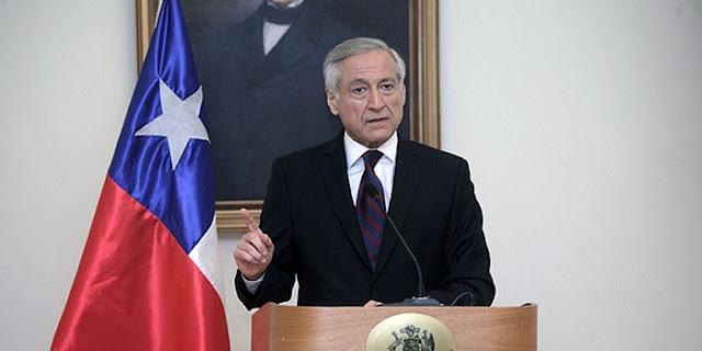 """Chile dice que no participará en """"un simulacro de diálogo"""" en Venezuela"""