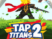 Tap Titans 2 (MOD,Unlimited Money,Coins,Gems) v2.9.6 Apk