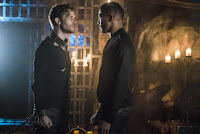 Joseph Morgan and Charles Michael Davis in The Originals Season 4 (3)