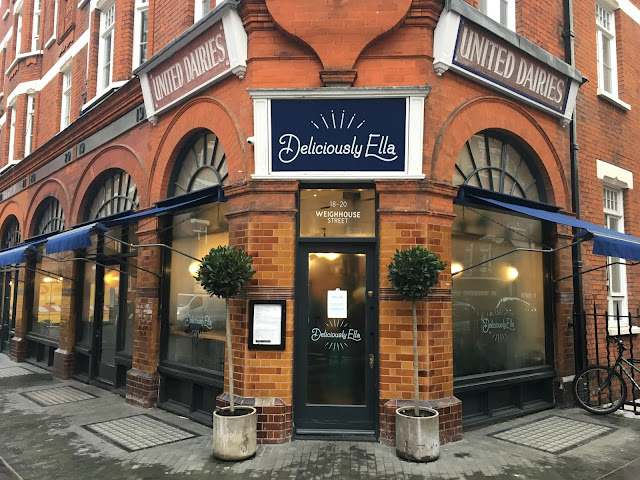 Deliciously Ella's Deli London