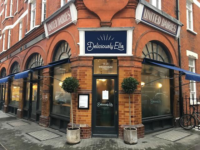 Deliciously Ella's Deli London