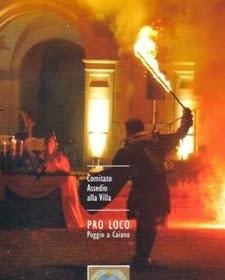 Locandina Assedio alla Villa di Poggio a Caiano