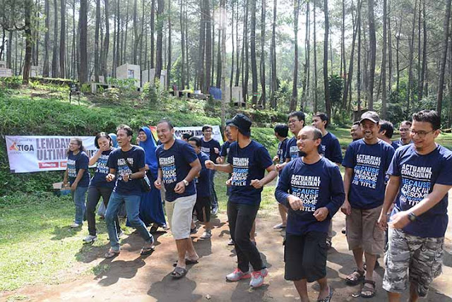 EO Outbound di Bandung