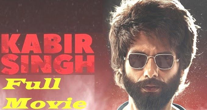Kabir Singh ( Original ) Full Movie Download   Mp4   720p Filmymap HD