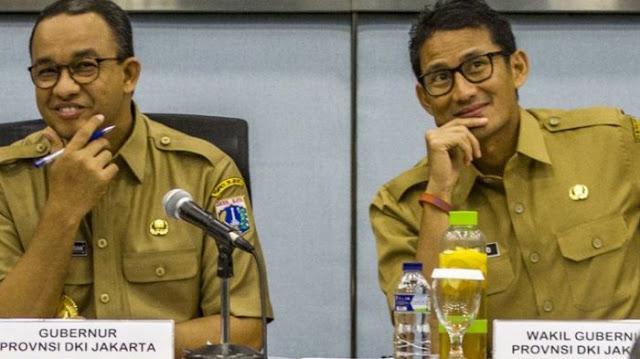"""Tahu Kekonyolan Yang Dibuat Anis-Uno Pada Bagian Jalanan Jakarta, Ketua Umum Arsitek Indonesia Sampai Bilang, 'Emang Ini Dufan"""""""