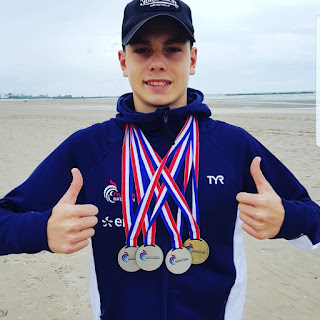 Swann Plaza : Championnats de France 2017 16 ans et -