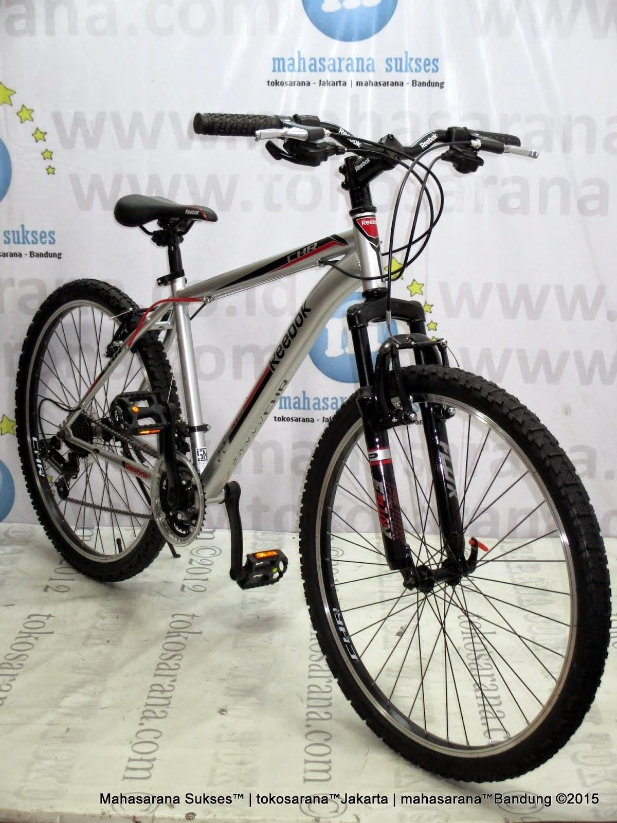 tokosarana™   Mahasarana Sukses™: Sepeda Gunung Reebok