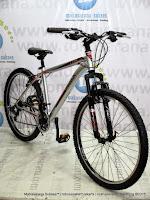 Sepeda Gunung Reebok Chameleon Chrome Rangka Carbon Steel 21 Speed 26 Inci