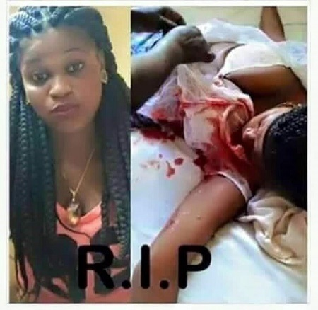 OMG!!! See Face of Student Murdered in a Hotel with Heart Missing After Visiting a Stranger From School (Photos)