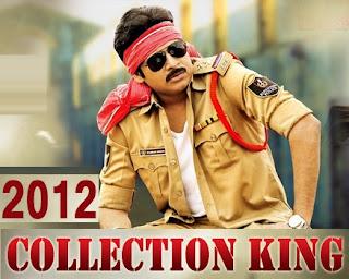 Focus : Gabbar Singh is 2012 Collection King !